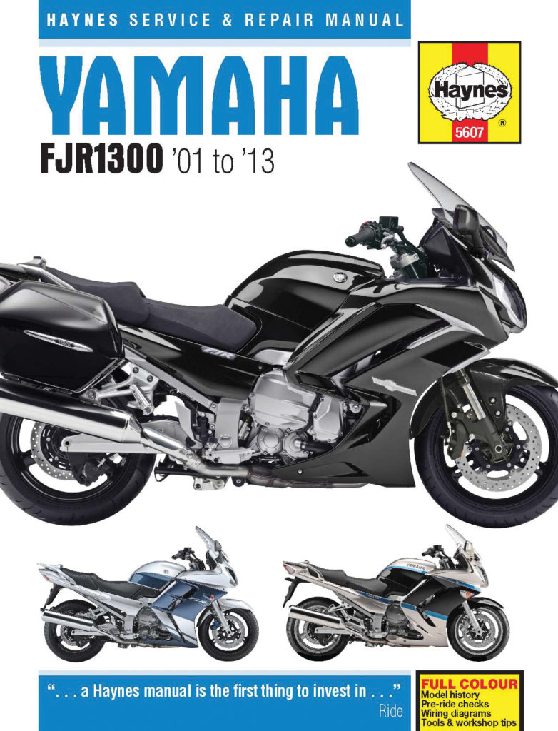 hight resolution of yamaha fjr1300 01 13 haynes verkstadhanbokhaynes verkstadhanbokfjr 1300 wiring diagram 21