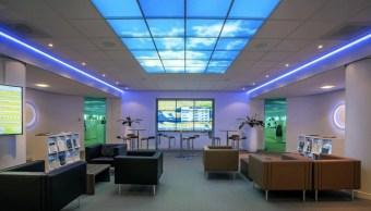 Decoratief 3D Plafond Led Verlichting