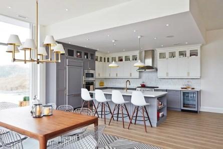 Eetkamer Keuken Verlaagd Plafond