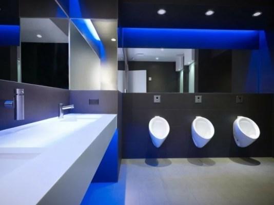 Grote Toilet Plafondspots
