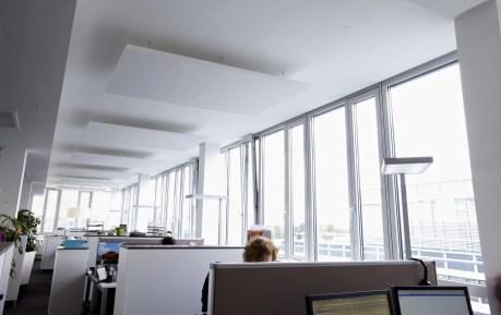 Hangend Plafond Kantoor