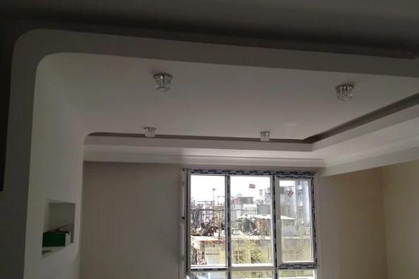 Hangend Plafond Keuken Verlichting