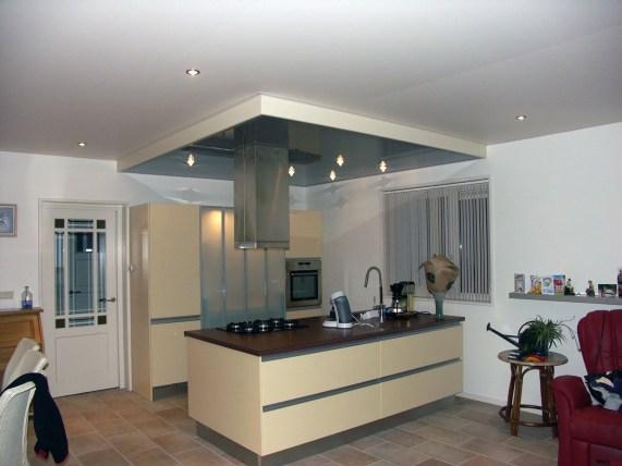 Kookeiland Keuken Inbouwspots