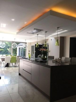 LED Verlichting Koof Keuken Plafond