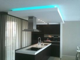 LED Verlichting Kookeiland Afzuigkap