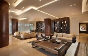 Moderne Woonkamer Smart Verlichting