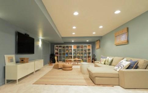Verlaagd Plafond Woonkamer Smart LED
