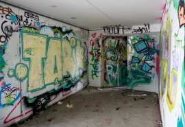 Hanau Graffiti Lost Places