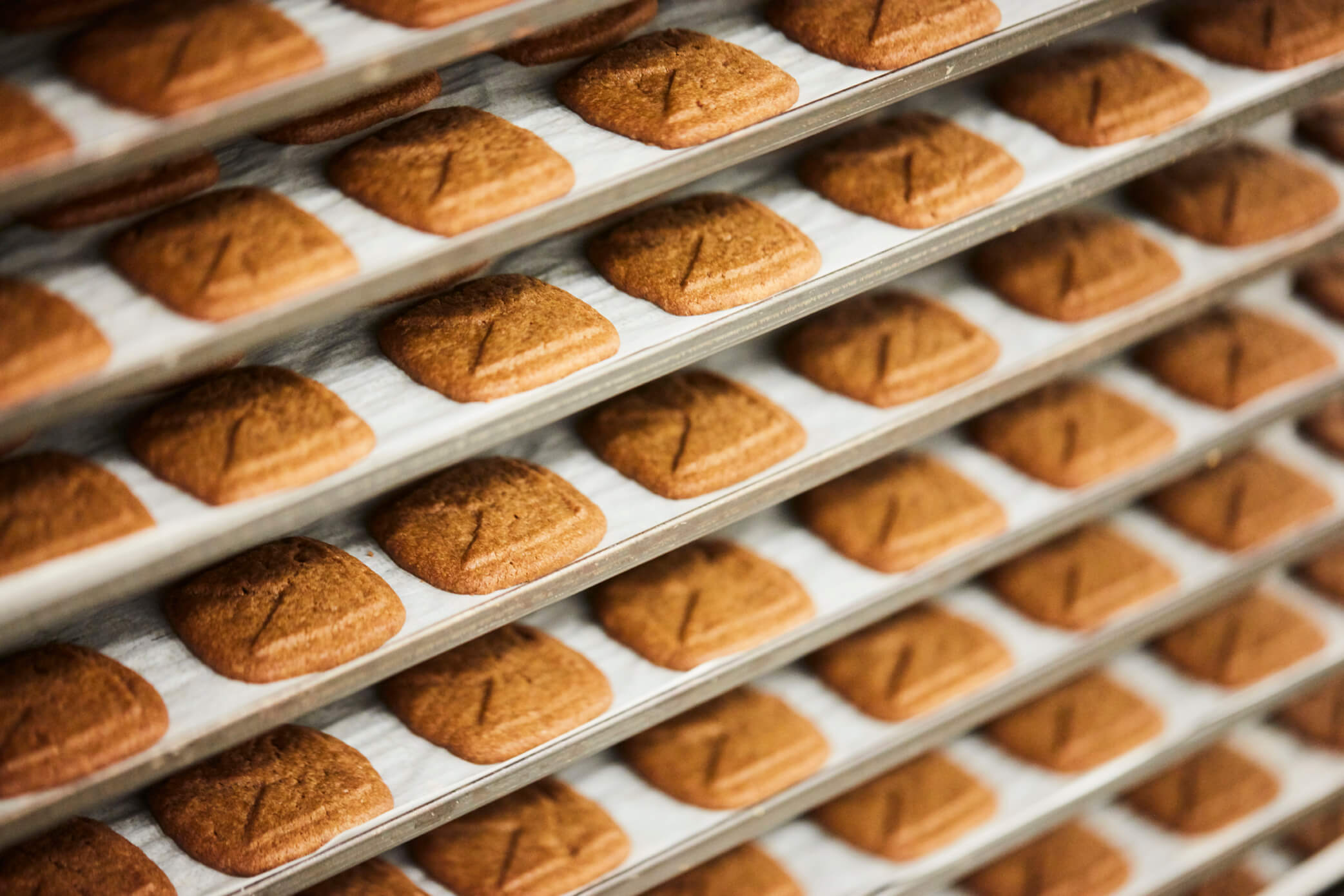 speculoos baked