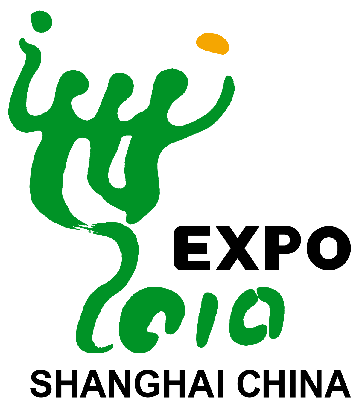 Logo Expo Shanghai China 2010