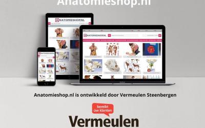 Nieuwe webshop als vervolg op de prettige samenwerking!