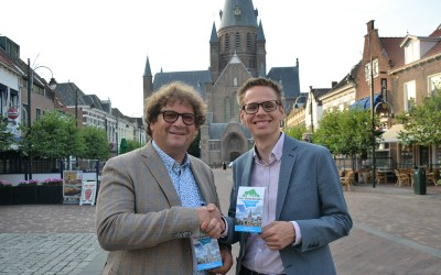 Nieuwe identiteit: Ons Steenbergen. Stad met een verhaal.