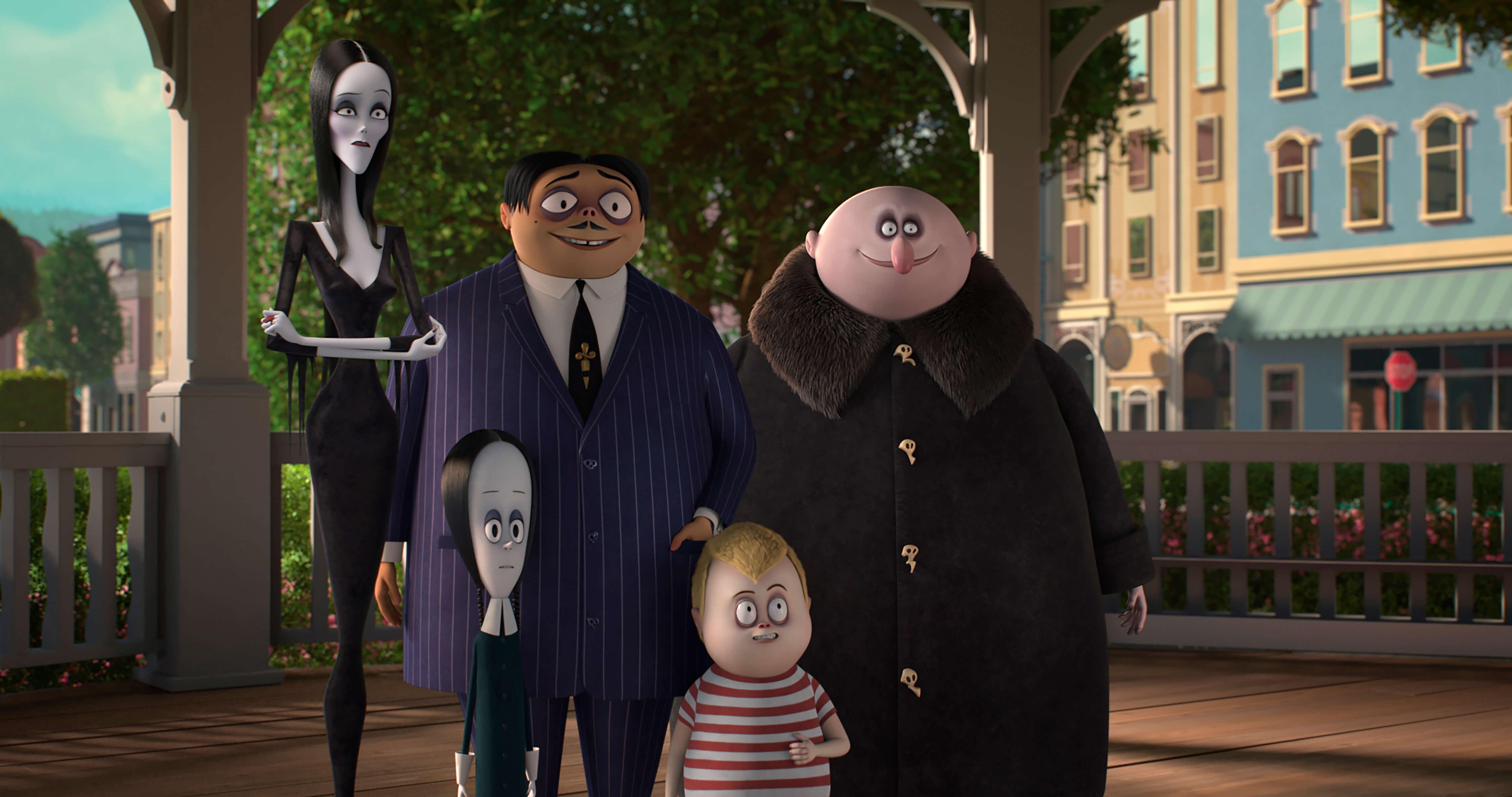 Movie review: 'The Addams Family' - Roman Catholic Diocese of Burlington