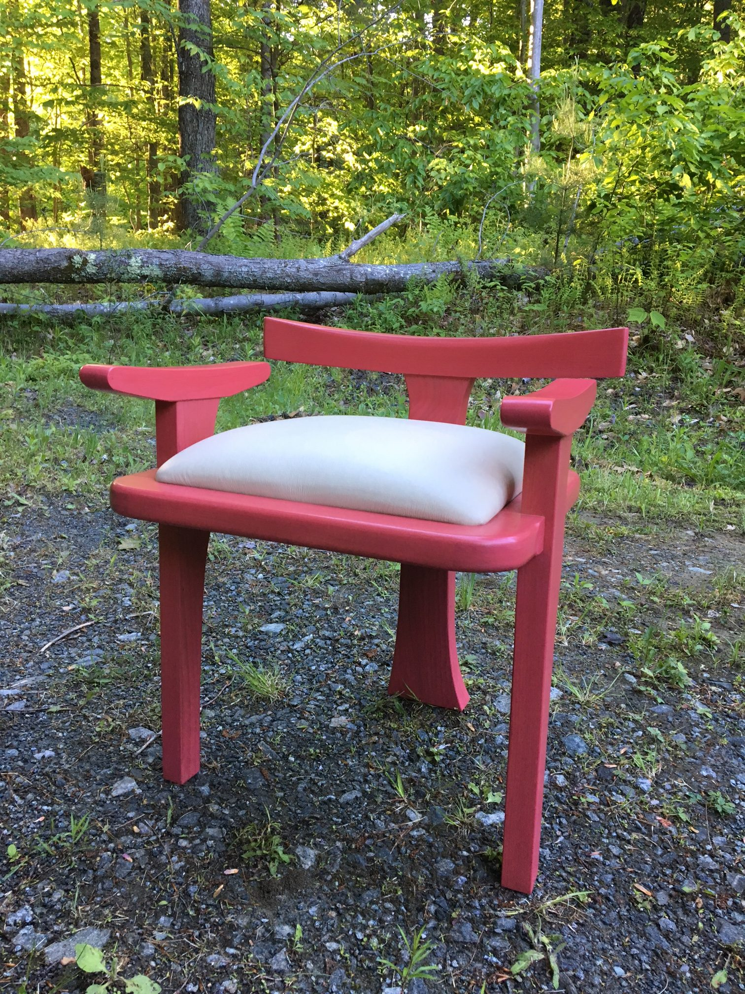 Japanese Chair Japanese Furniture Torii Series Side Chair By Pete Novick