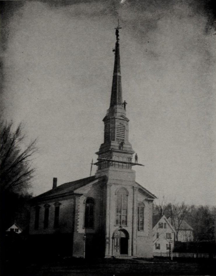 Barre Methodist Church 1837-1895