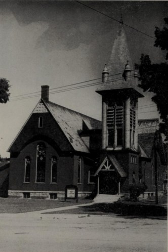 Hedding Methodist Church Barre Vermont