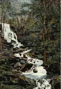 Benjamin Falls at Berlin Vermont