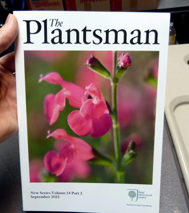 The Plantsman 10/20/15