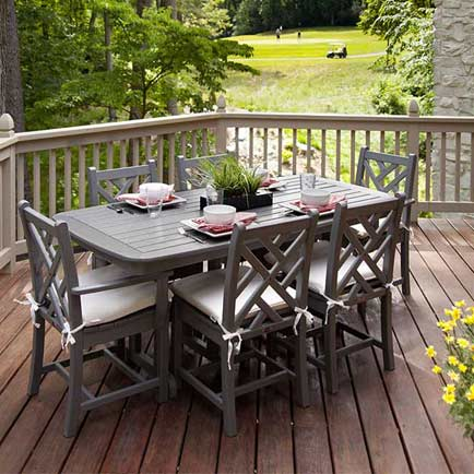 all weather outdoor patio furniture