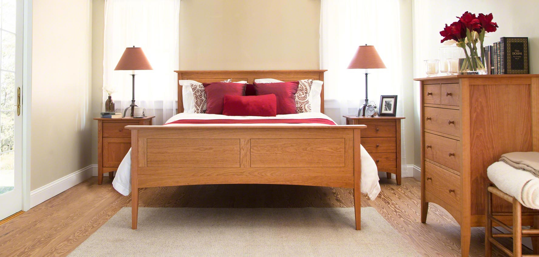 high quality vermont made solid wood beds and wooden bed frames give the best night s sleep our wooden bed frames are handcrafted to order and made in