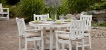 Traditional Garden Furniture Polywood - Vermont Woods