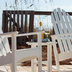 Polywood Classic Adirondack Chair Used Tables And Chairs For Sale Benches Gliders Vermont Woods Studios Furniture