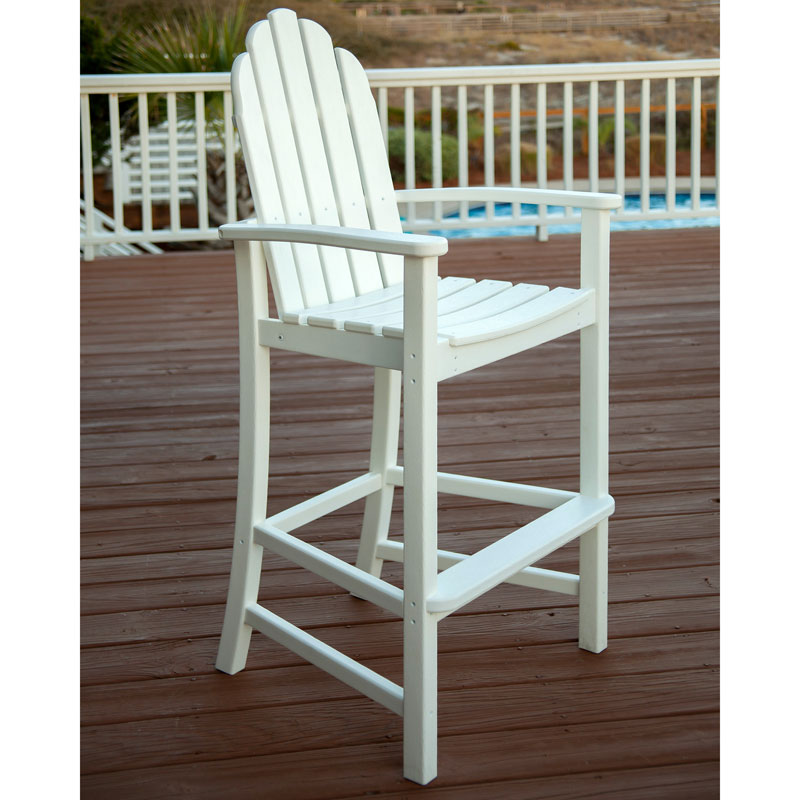yellow adirondack chairs plastic covers for folding bar   recycled faux wood all weather outdoor furniture usa made