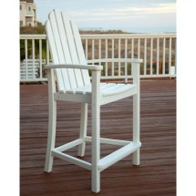 Adirondack Counter Chairs Weather Outdoor Furniture