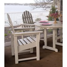 Polywood Adirondack Style Outdoor Casual Chair