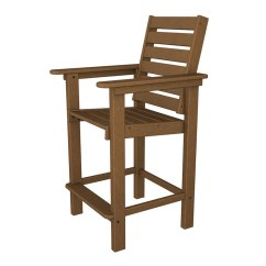 Counter Height Arm Chairs Tables And Price Outdoor Chair Polywood Weatherproof Dining Usa Made