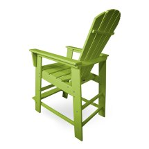 Polywood South Beach Counter Height Outdoor Chairs