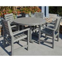 Polywood Ultimate Outdoor Durable 5-piece Dining Set