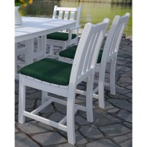 Polywood Traditional Garden 7-piece Chairs & Table Dining Set