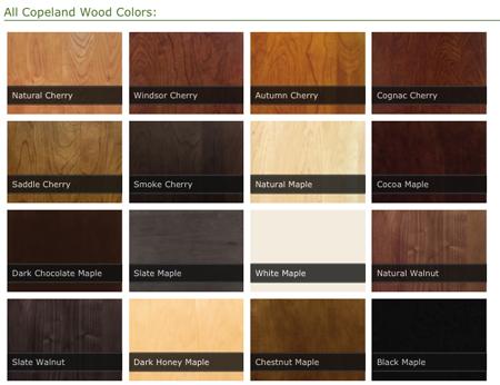 Customizing Hardwood Furniture  Vermont Woods Studios