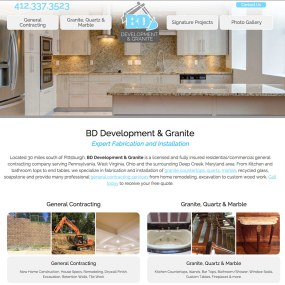 BD Development & Granite