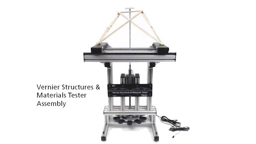 Vernier Structures & Materials Tester