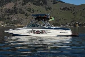 Rental Boat Vernon Mastercraft X-Star