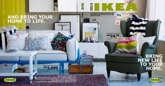 Countdown To The 2013 Ikea Catalogue
