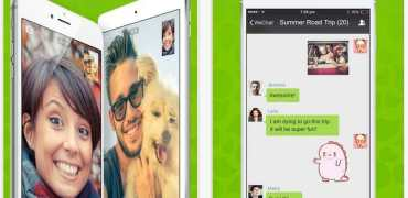 WeChat iOS