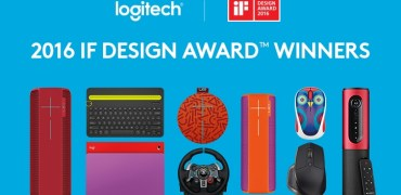 Logitech 2016 if Design Awards