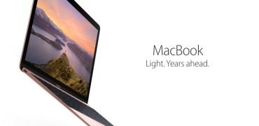 2016 Apple Retina MacBook