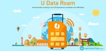 U Mobile U Data Roam