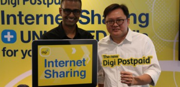 Digi Internet Sharing
