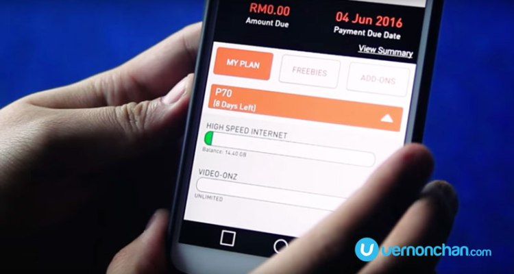 U Mobile Video-Onz