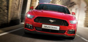 5.0L V8 Ford Mustang GT