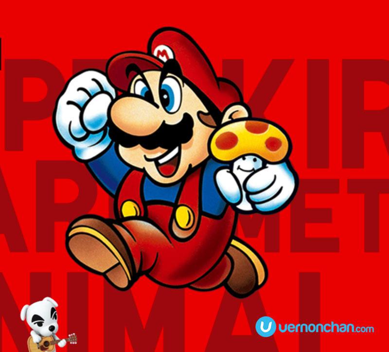 UNIQLO Super Mario