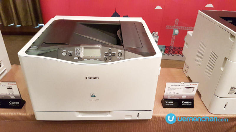 Canon 2H 2016 Printer Launch