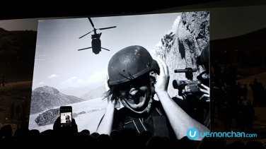 Lynsey Addario | Adobe MAX 2016