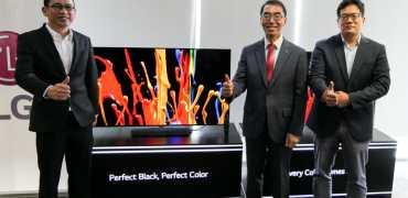 LG OLED B6 TV