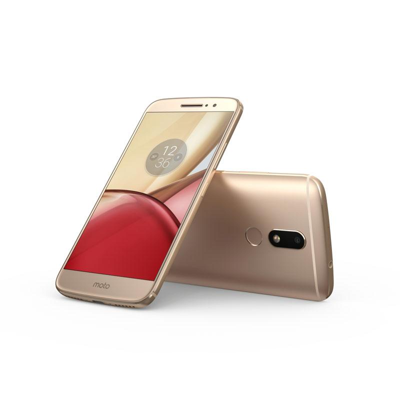 Moto M Gold